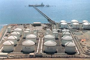 bulk petroleum trading